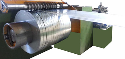 Roll Tape Slitting