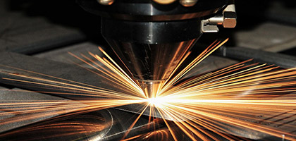 Steel Laser Cutting